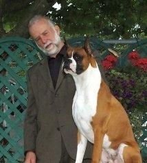 Onofrio Dog Shows Eukanuba
